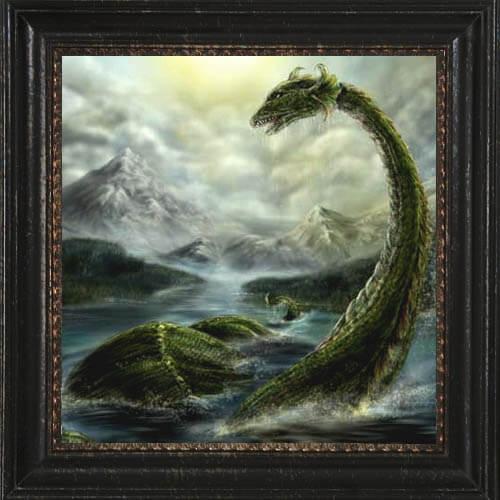 Loch Ness Monster (Nessie)