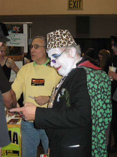 Count Smokula & Troma's Lloyd Kaufman
