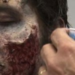 Zombie Costume Make-Up