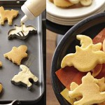 Have Fun With Halloween Pancake Molds