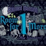Room For One More at Disney's Haunted Mansion