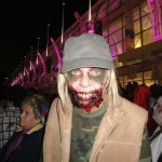 Zombies Infest Downtown Long Beach!