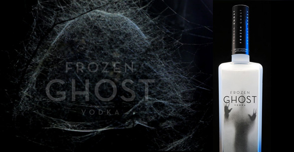 Frozen Ghost Vodka