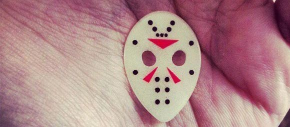 Killer Guitar Pick