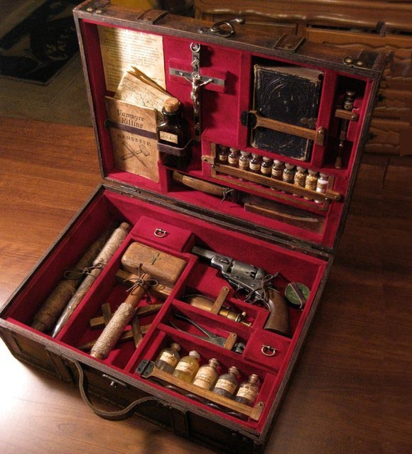 vampire killing kit