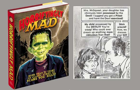 Mad Magazine's Horrifyingly MAD