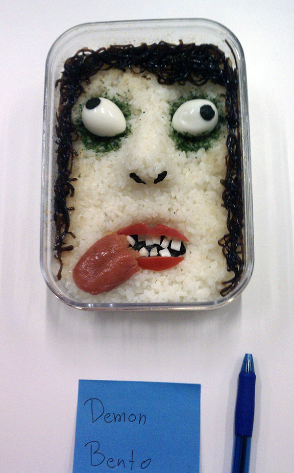 Bento Box Demon