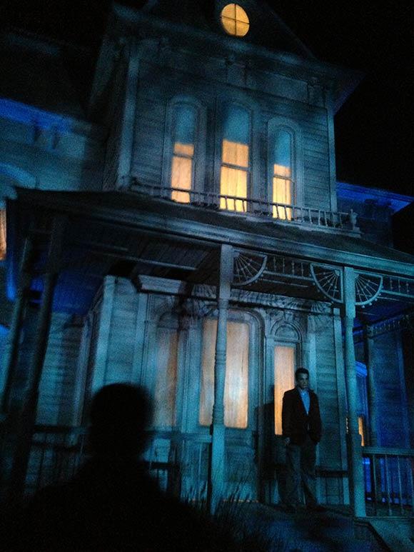 Bates Motel at Universal Horror Nights