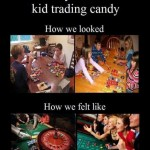 Trading Halloween Candy