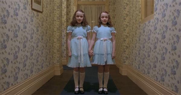 Creepy Twins