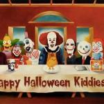 Beware Of Creepy Clowns Tonight