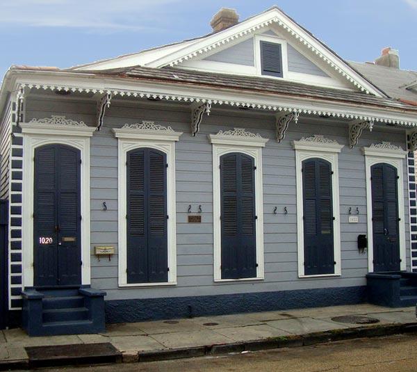 Home Of Marie Laveau