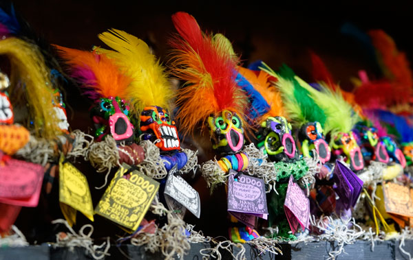 Taking A Voodoo Tour in New Orleans | The Ghoulie Guide