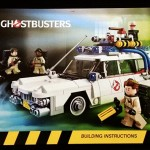 Lego Celebrates Ghostbusters 30th Anniversary