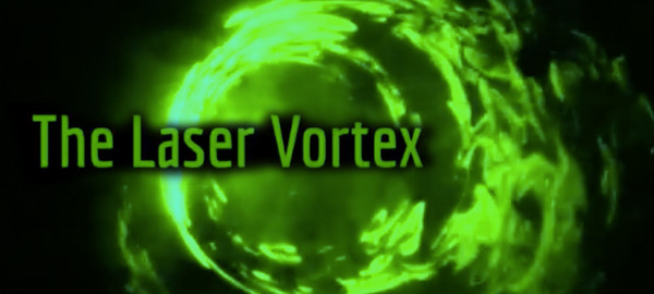 The Laser Vortex
