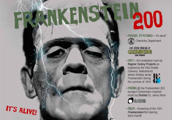 Frankenstein 200 at El Camino College