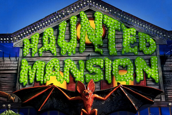 Haunted Mansion Fair Ride