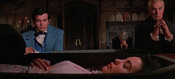 Mourning over the not so dead Madeline Usher