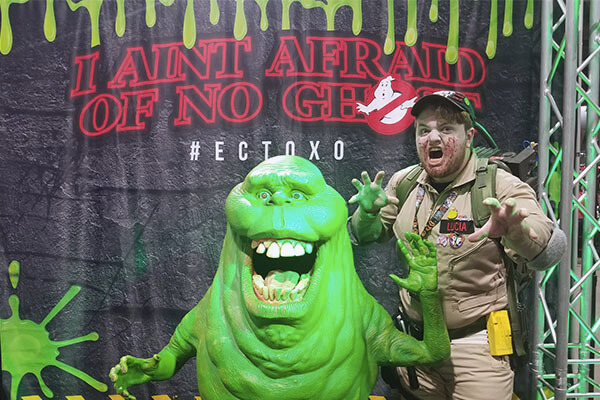 Ghostbusters Club at Midsummer Scream