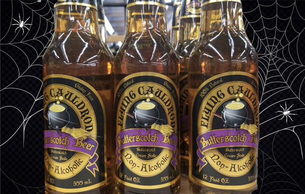 Flying Cauldron Butterscotch Beer