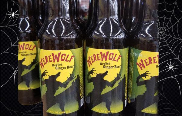 Werewolf Howling Ginger Beer